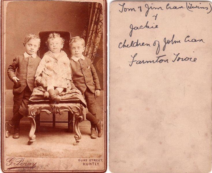 120 Cran Family Glenkindie