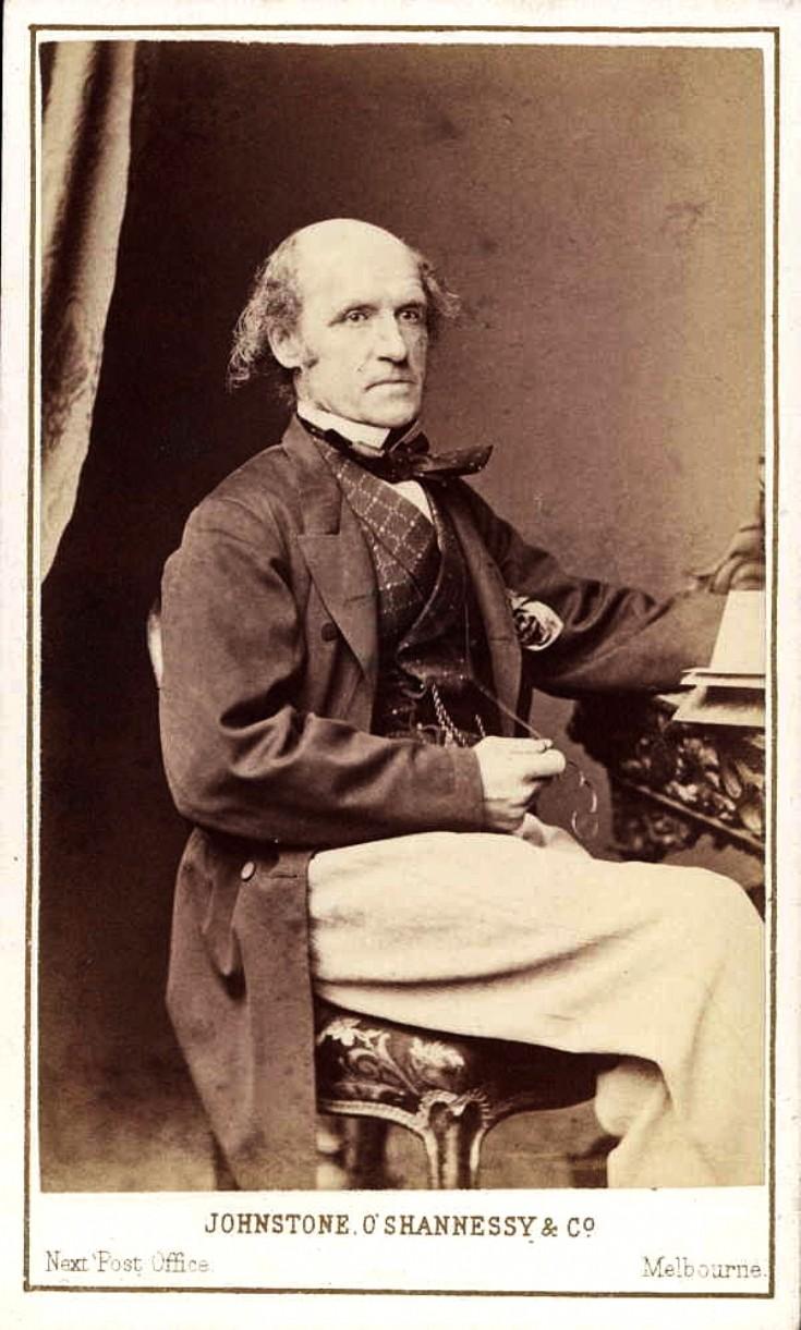 124  Sir Archibald Michie