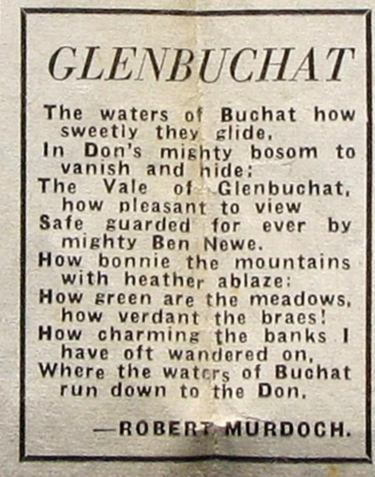 89 Glenbuchat by Robert Murdoch