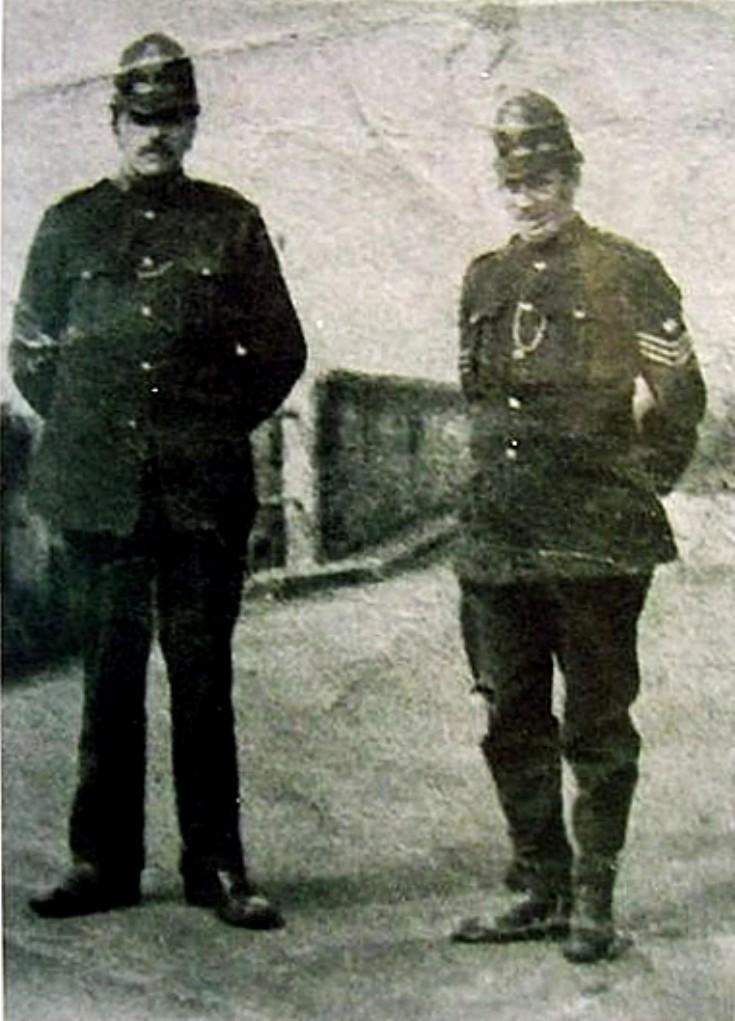 128 Sgt Alexander Cameron