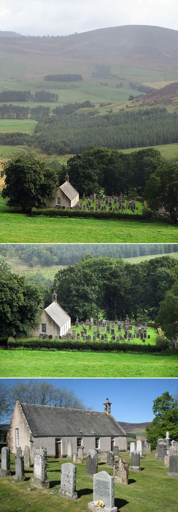2 Glenbuchat Kirk and Graveyard