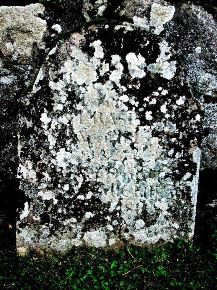 11 Grave Stone No 8 ? Fraser