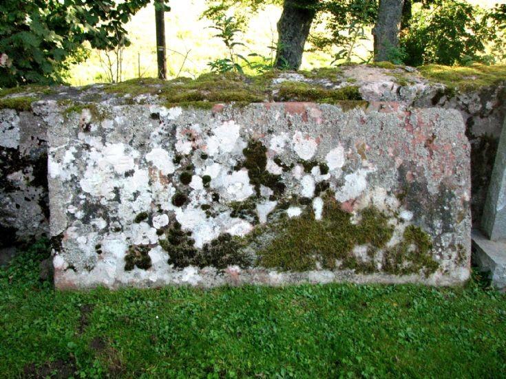 14 Grave Stone No 11 ?Peter Reid