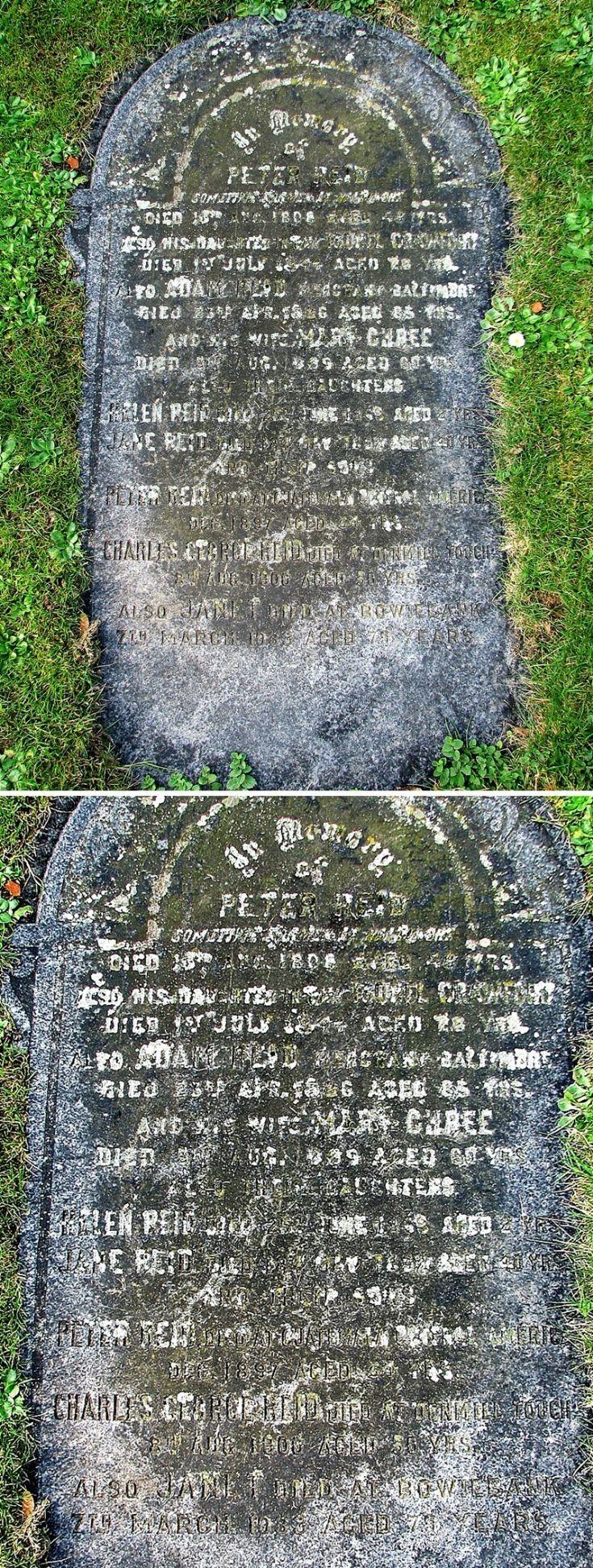 42 Grave No 46 Peter Reid