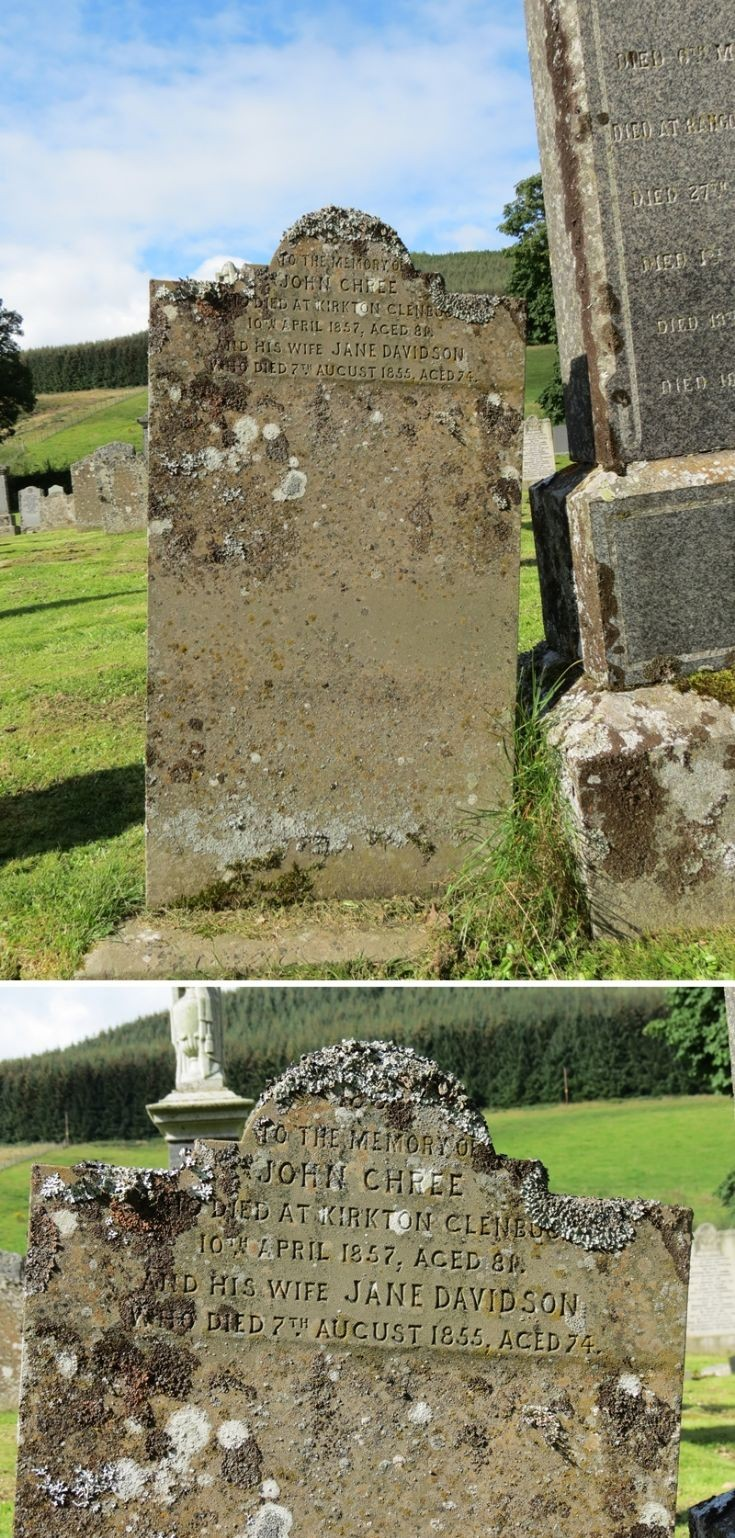 52 Grave No 59 John Chree