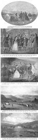 2 Lonach Visit to Braemar 1854