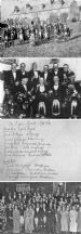 7 Pipe Band 1929 and Pipers Ball 1936
