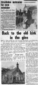 54 Glenbuchat Newspaper Cuttings
