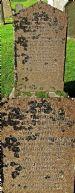 17 Grave Stone No 14 Harry Farquharson