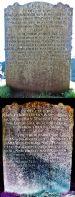 19 Grave Stone No 16 John McKinzie