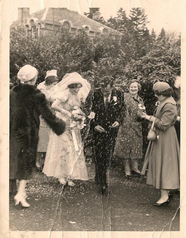 Wedding of Sarah & James MacDonald ( poly )