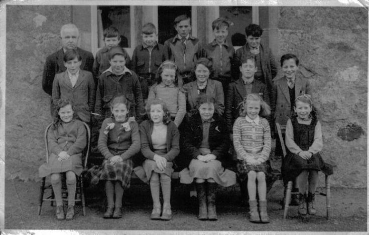 Roybridge Primary school 1950 ?