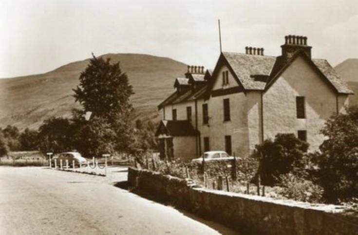 Roybridge Hotel 1955