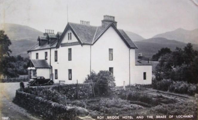 Roybridge Hotel 1930s