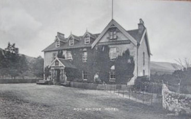 Roybridge Hotel 1920 ?