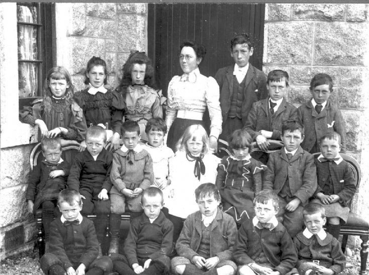 Tulloch Primary School 1898