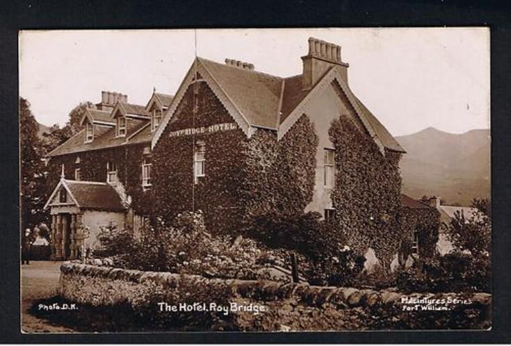 Roybridge Hotel 1912
