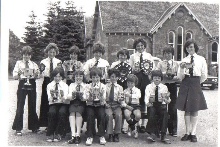 Prizegiving 1977 ?