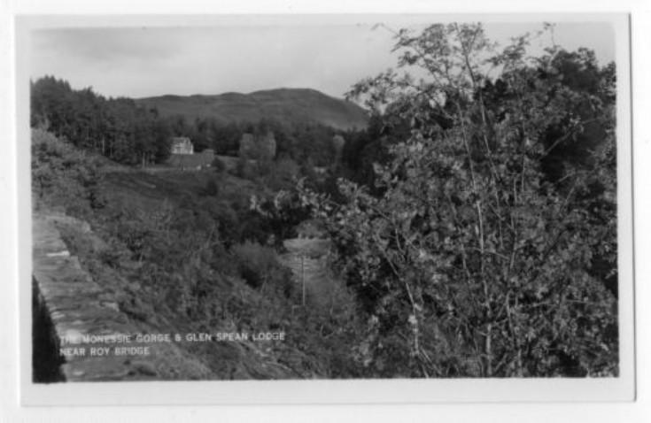 Glenspean Postcard 1960 ?
