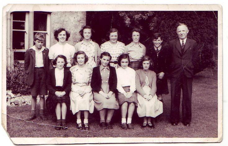 Spean Bridge School circa 1949