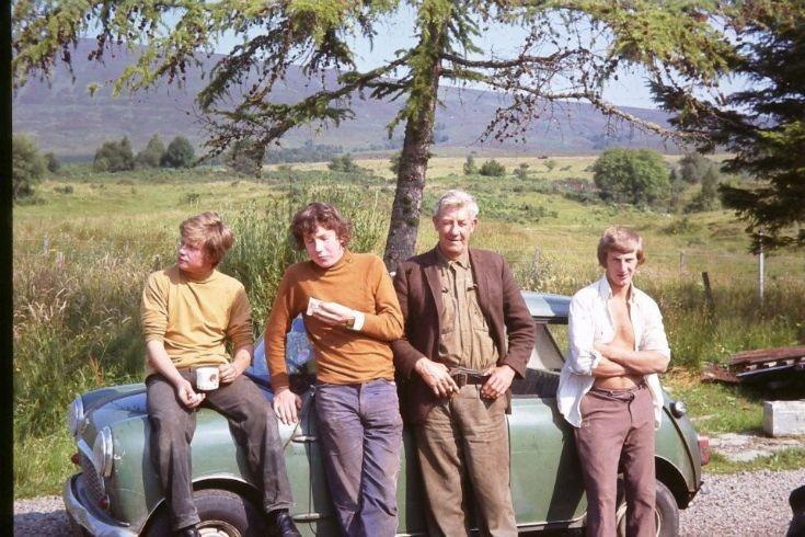 4 Men and a Mini 1970 ?