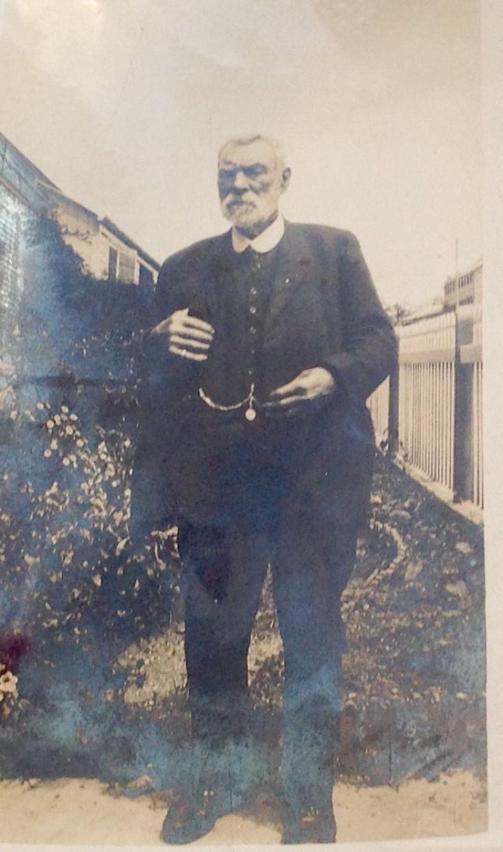 Donald MacKintosh ( Murlaggan