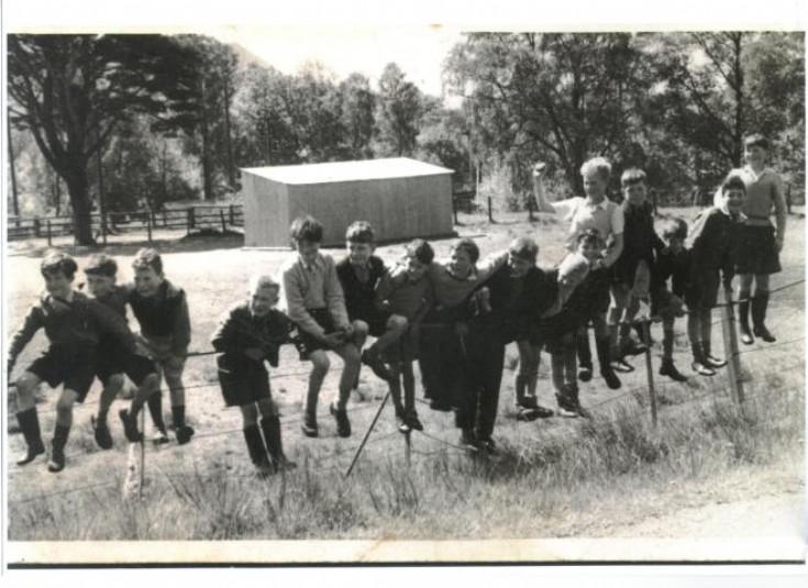School Playtime 1956 ?