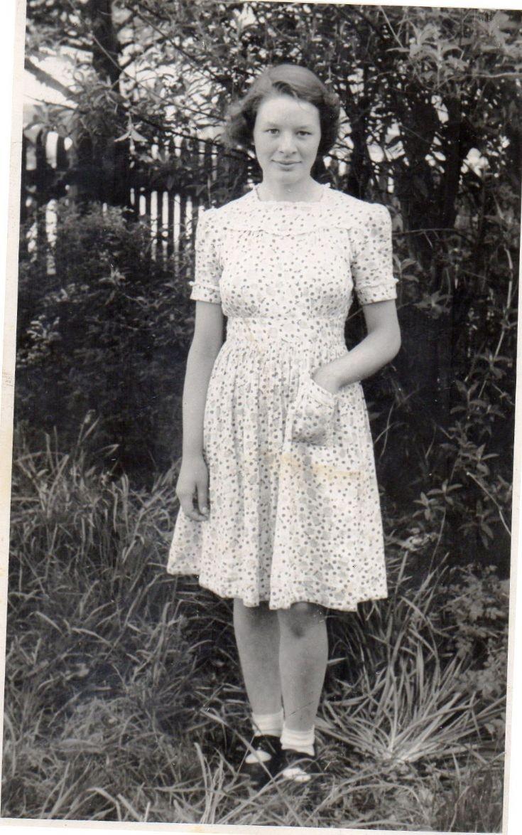 Margaret Wright 1940 ?