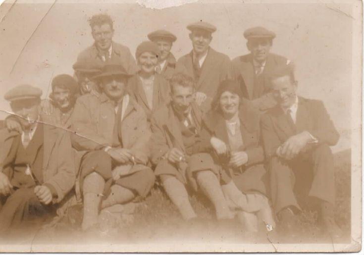 At the Shinty 1935 ?