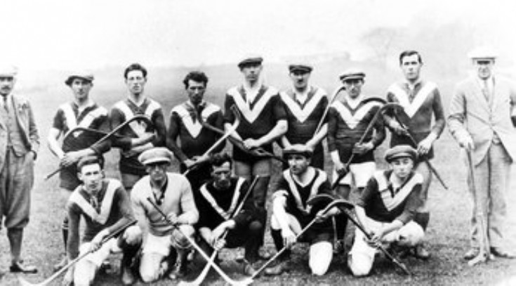 Spean Bridge Shinty Team 1927 ?