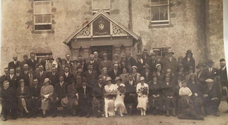 Wedding 1940 ?