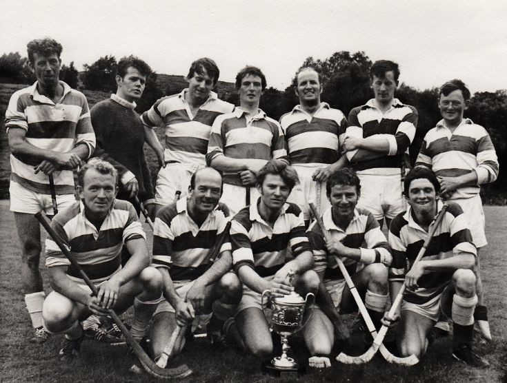 Lochaber Camanachd Sutherland Cup Winners 1965