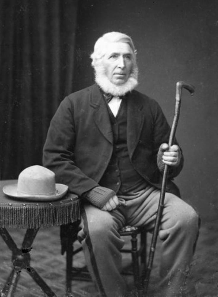 R MacGregor, Achnobabane 1860 ?