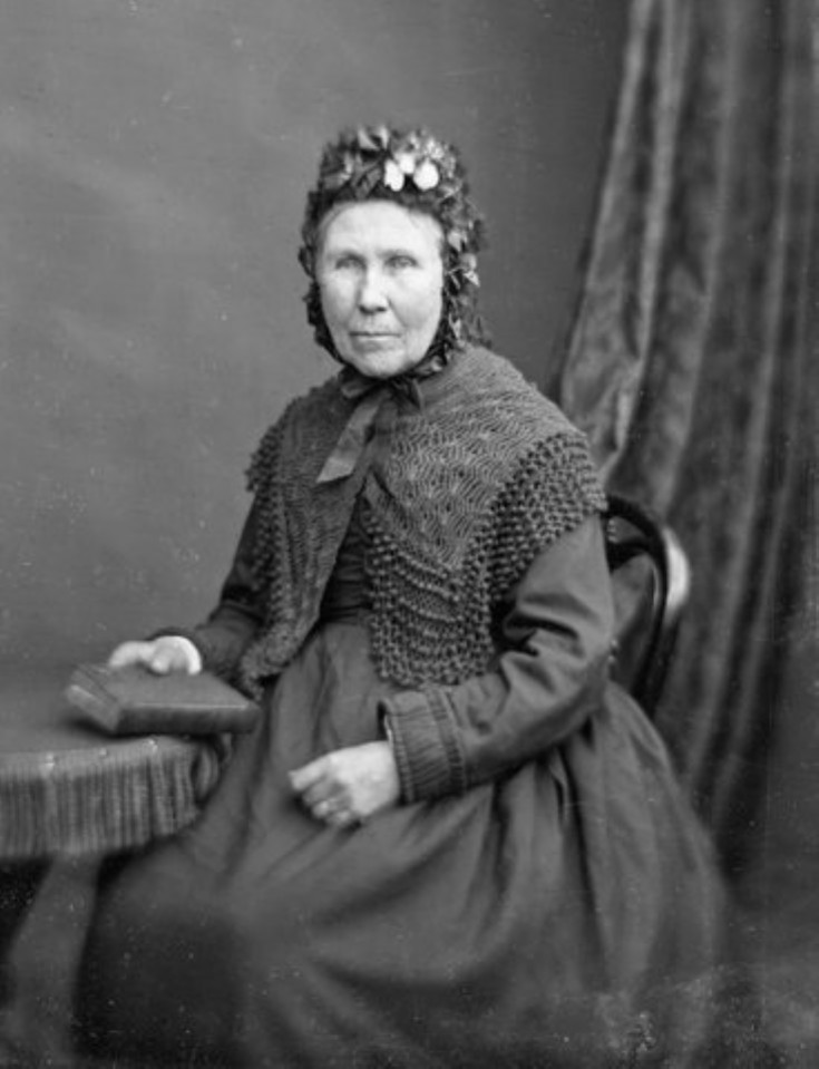 Mrs MacFarlane , Spean Bridge 1860 ?