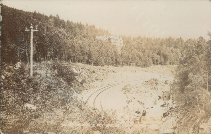 Monessie Gorge - 1908