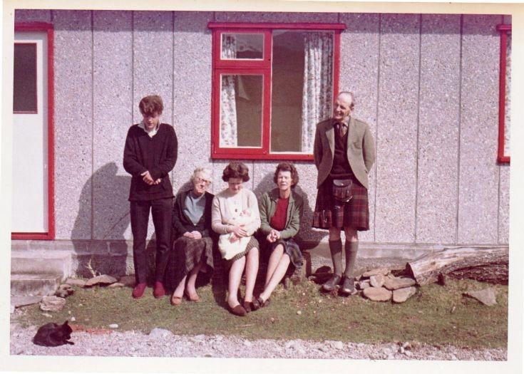 Kinchellie Croft Motel - 1970s ?