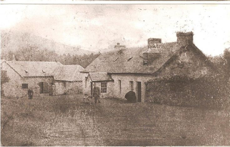 Spean Bridge Shop 1880