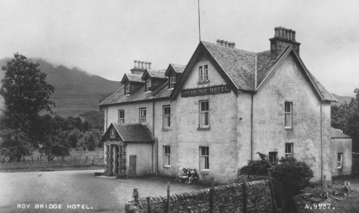 Roybridge Hotel - 1947