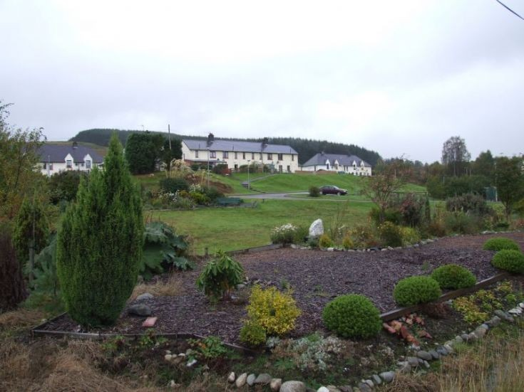 Community Garden & Mulroy Terrace
