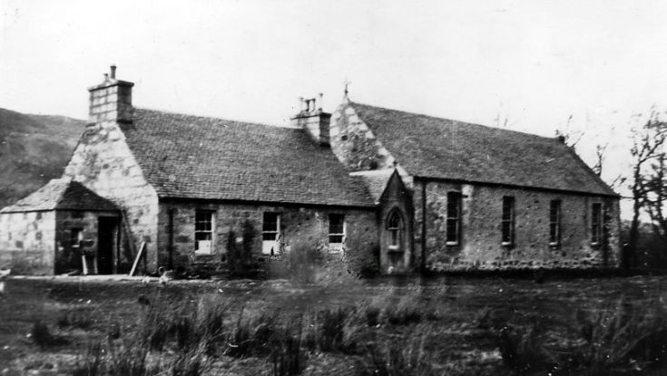 Old Chapel at Bunroy - Last used in 1928