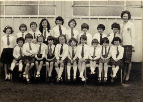 Dancing Class 1967 ?
