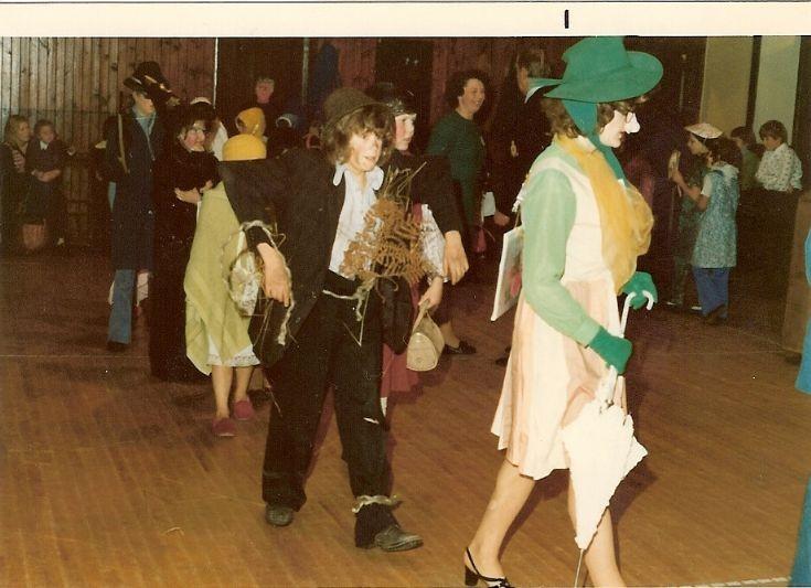 Kids Hallowen Party at Roybridge Hall 1975 ?