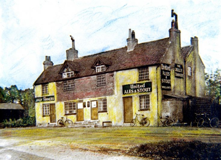 Jolly Tanners, Staplefield