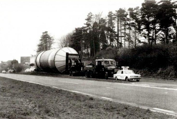 Abnormal load in Handcross
