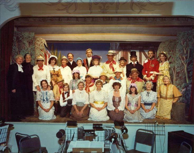 Handcross Amateur Operatic Society