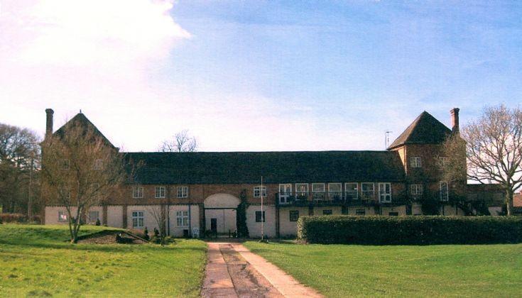 Buchan Hill Farm, now Cottesmore Golf Club