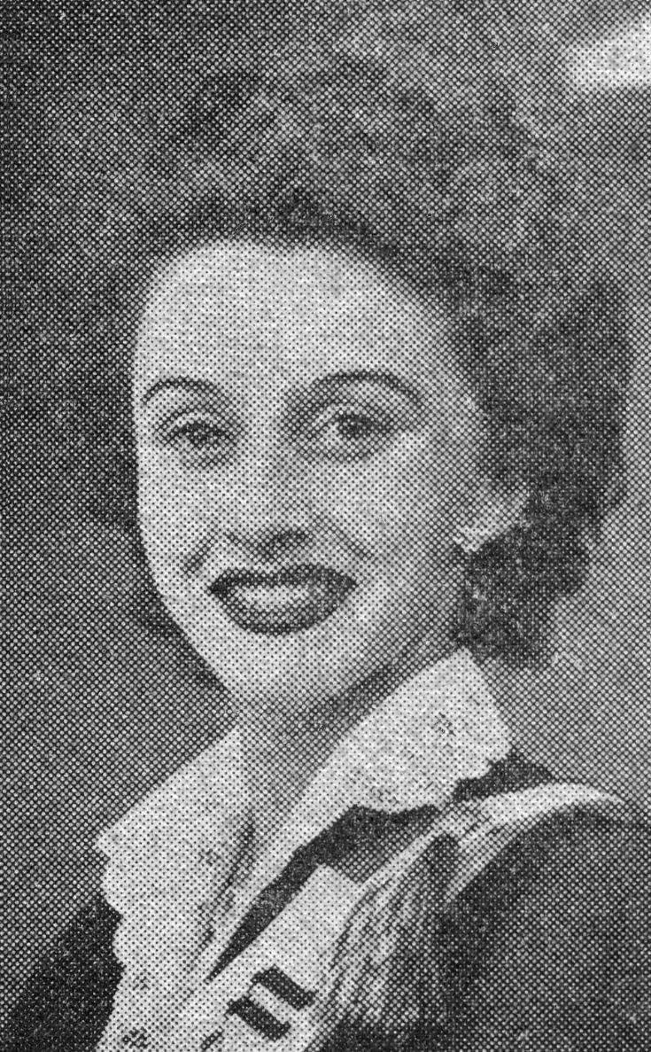 Coronation Queen 1953