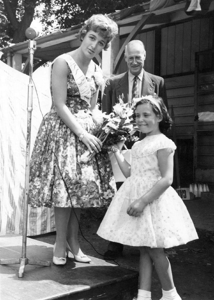 British Legion Beauty Queen 1959