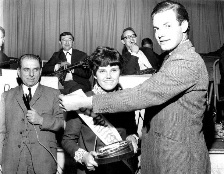 British Legion Beauty Queen c. 1962