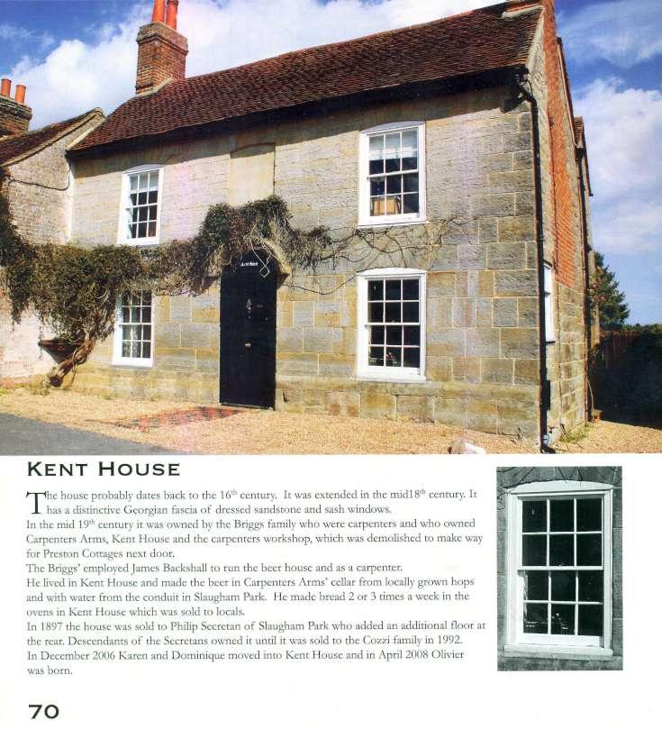 Kent House, Slaugham